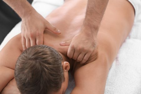masaža djeca